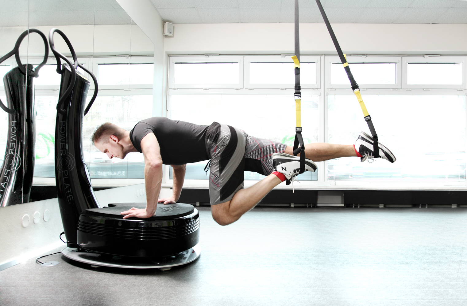 Power Plate TRX
