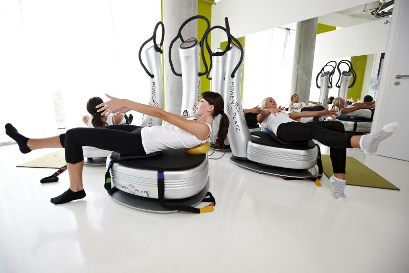 Power Plate center